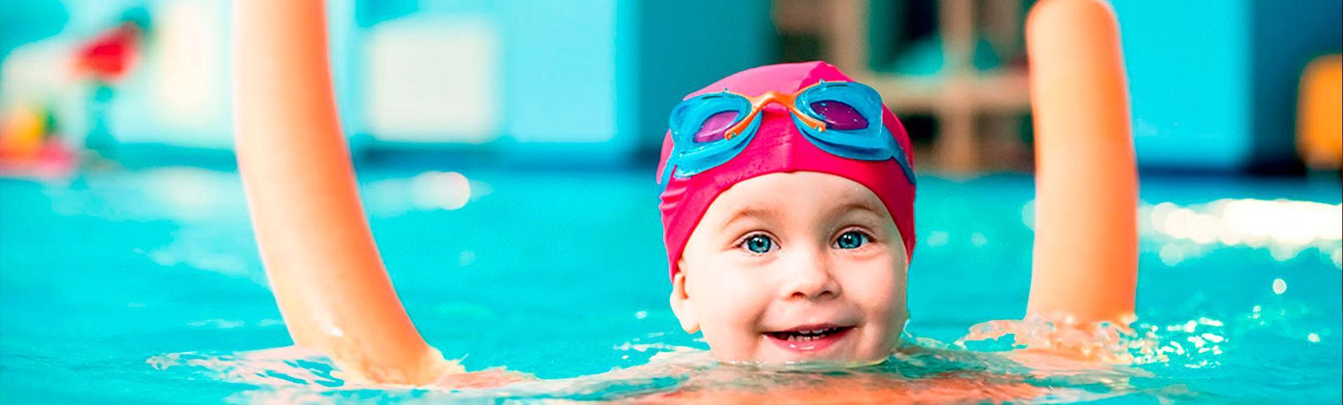 Aprende a nadar jugando